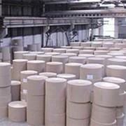 Картон Kraftliner Recycling golden brown/TL1, объем рулона 8,736 фото