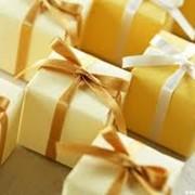 Дизайн свадебных подарков фото
