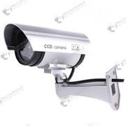 Муляж уличной камеры видеонаблюдения фото