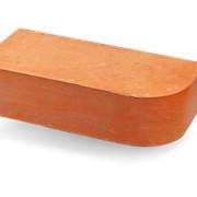 Кирпич печной Витебский угловой профильный фото