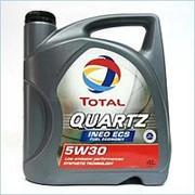 Масло моторное Total Quartz INEO ECS 5w30 (4л.) фото