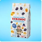 Мороженое весовое Эскимос с курагой, черносливом, изюмом и арахисом 0,45 кг фото