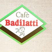 Кофе элитный Cafe' Badilatti фото