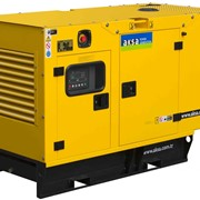 Дизельный генератор Акса APD 25A фото