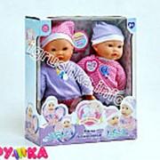 Кукла пупс функциональная мила 21-0409 фото