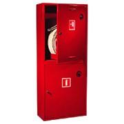 Пожарный шкаф ШПК-Пульс-320-21 (c цельнометаллическими дверцами) фото