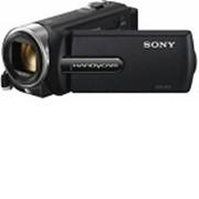 Цифровая видеокамера Sony Handycam DCR-SX21 Black фото