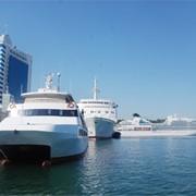 Перевозки пассажирские и грузовые на внутренних водных путях фото
