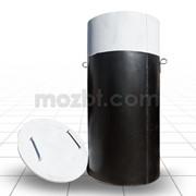 Кессон круглый диаметр 1 метр, высота 2 м. (S5) (бочка) фото