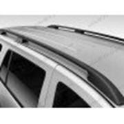 Рейлинги на крышу Fiat Doblo 00-10 короткая база, черные, аbs фото