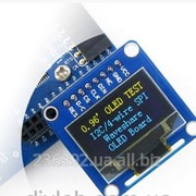 Графічний дисплей LCD OLED 0.96'' 128x64 SPI/I2C Yellow-Blue фото