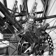 Установка тормозов на велосипеды фото