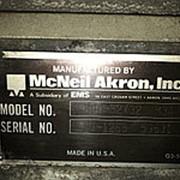 Пресс вулканизационный mcneil akron inc model 800-32x32 M3A фото