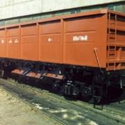 Полувагон модель 12-4106, Полувагон, Полувагон в Алматы, Полувагоны грузовые, Полувагоны грузовые купить фото