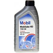 Трансмиссионные масла MobilUBE HD 75w-90 фото