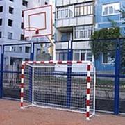 Монтаж спортивного оборудования, Киев, Украина фото