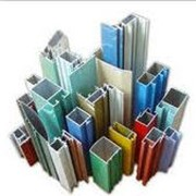 Покраска алюминиевых конструкций фото