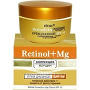 Крем дневной SPF 10, линия Retinol+Mg фото