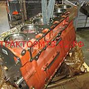 Блок цилиндров Д-260 ММЗ (Трактор МТЗ-1221) фото