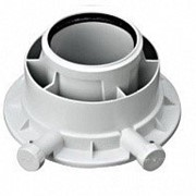 Дымоходы PROTHERM 80/125 Адаптер для вертикального дымохода для конденсационных котлов Рысь К фото