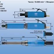 Прямая шлифовальная машина PG 8/100 HV Число: 10.000 min-1 / Мощность: 600 Watt фото