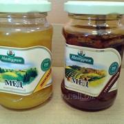 Мед гречишный и Липовый (просрочен) фото