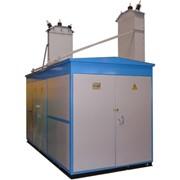 Подстанции комплектные модернизированные КТПГСМ – 100-630/10(6)/0,4 У1 для городских электрических сетей фото