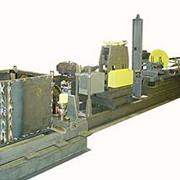 Горизонтальная машина непрерывного литья фото