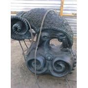 Скульптура из камня на заказ фото