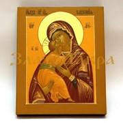Икона Богородица фото