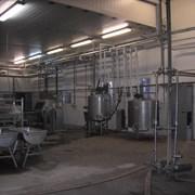 комплектное оборудование молокозавода фото