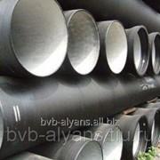 Труба чугунная ТЧК 150 мм канализационная фото