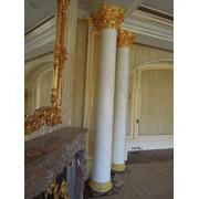 Работы по декоративной отделке интерьеров и экстерьеров, фото