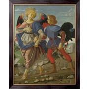 Картина Тобиас и ангел, Неизвестен фото