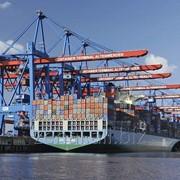 Доставка контейнера из Турции фото