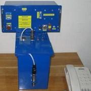 Радиоизотопный рентгенофлуоресцентный анализатор состава и влажности сырья фото