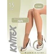 Носки женские KNITTEX PEPE 15 DEN (2 пары) фото