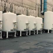 Криогенное оборудование, танки-хранилища для сжиженного газа фото