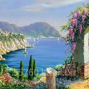 Картина по номерам Арка у моря фото
