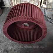 Колесо вентилятора ТЭМ1.10.60.014 фото
