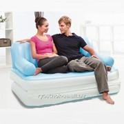 Надувной диван - трансформер BestWay 5 в 1 с насосом фото
