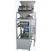 Автомат для фасовки сыпучих малопылящих продуктов с тремя весовыми электронными дозаторами УФС-30А-3В фото