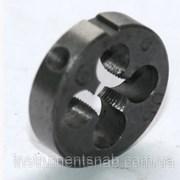 Плашка М-5х0,8; 9ХС, основной шаг (20/5 мм) фото