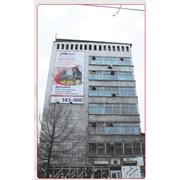 Реклама на брендмауэрах фото