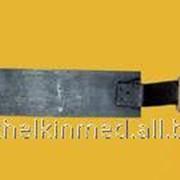 Нож пасечный черный 200 мм. фото
