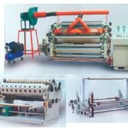 Агрегат для производства гофрокартона 1300 фото