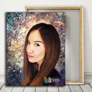 Заказать портрет Рязань фото