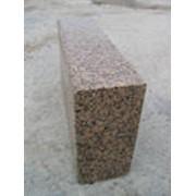 Камень бордюрный фото