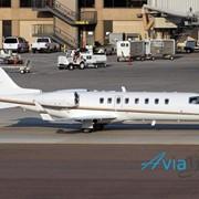 Самолет Learjet 45 XR фото