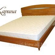 """Деревянная кровать """"Карина"""" фото"""